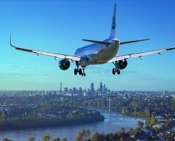 В этом месяце авиакомпания WestJet повысит цены на билеты