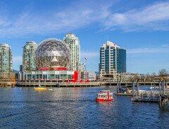 Ванкувер в топ-10 городов мира за лучший баланс между работой и жизнью