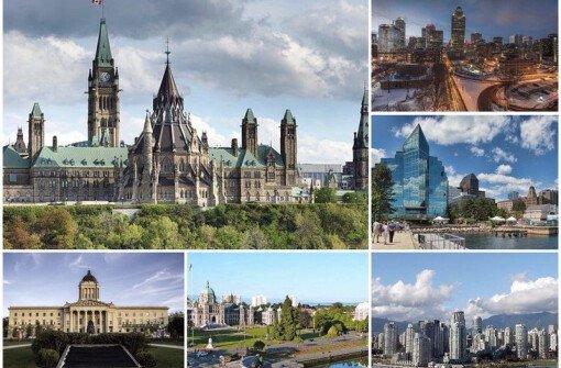 Города Канады 2020: основные мегаполисы + сравнительная таблица