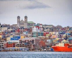Сент-Джонс: климат, недвижимость и общая информация