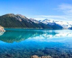 Озеро Гарибальди (Garibaldi Lake)