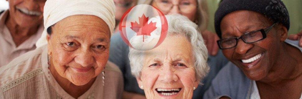 найти работу на пенсии в Канаде