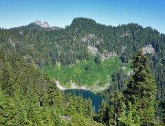 Горный хребет Тандерберд (Thunderbird Ridge)