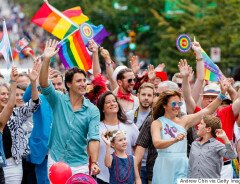 Канада занимает 1 место в мире среди ЛГБТ-туристов