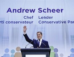 Эндрю Шир уходит с поста лидера консерваторов