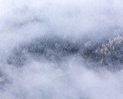 В Британской Колумбии, Альберте и Саскачеване ожидается сильное похолодание