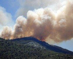 Дым от лесных пожаров в США затронул 5 канадских провинций