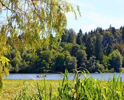 Озеро Дир (Deer Lake)