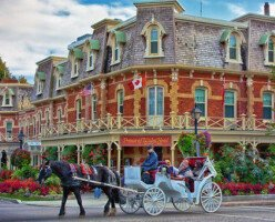 10 самых романтичных мест в Канаде