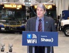 В общественном транспорте Ванкувера подключат бесплатный Wi-Fi