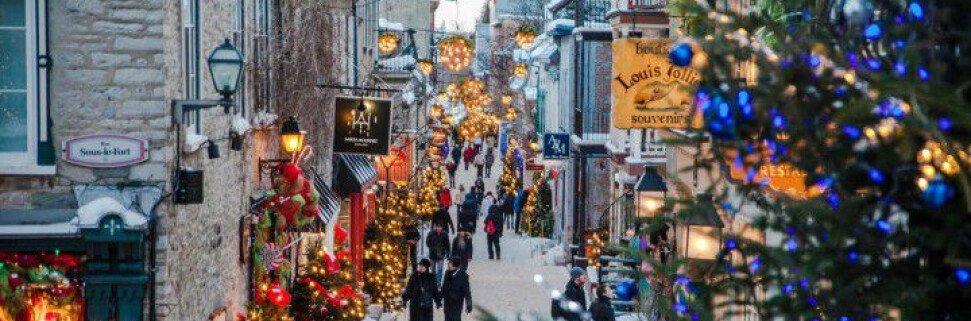 10 лучших рождественских городов Канады
