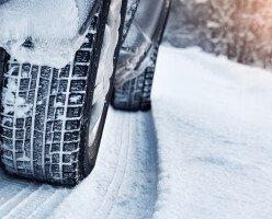 С 1 октября в Британской Колумбии водители обязаны менять шины на зимние