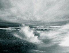 На восточное побережье Канады идет штормовой ветер с порывами до 100 км/ч