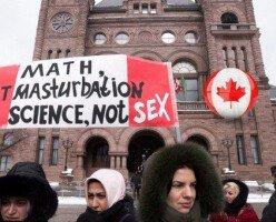 Как проходят уроки сексуального воспитания в Канаде?