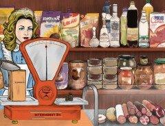 Русские и украинские магазины в Ванкувере: адреса и контакты