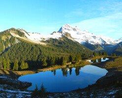 Озёра Элфин (Elfin Lakes)