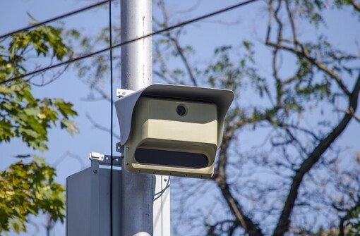 Камеры контроля скорости в Ванкувере начнут работать с понедельника (СПИСОК)