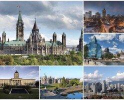 Города Канады 2020: основные мегаполисы в стране