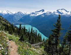 Маршрут Хай Ноут (High Note Trail)