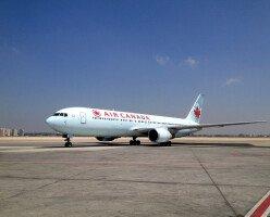 Air Canada приостанавливает полеты в Китай из-за коронавируса