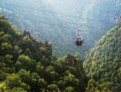 Канатная дорога Sea-to-Sky Gondola официально откроется для публики 14 февраля