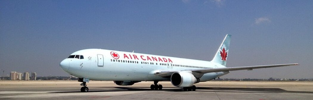 Air Canada временно сокращает 1500 работников и приостанавливает 17 рейсов