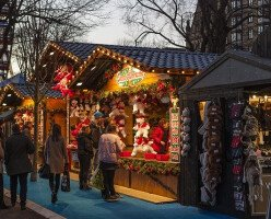 13 лучших рождественских рынков и праздничных ярмарок ремесел в Ванкувере