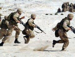 Канадские военные временно приостанавливают все учения в Ираке