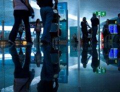 Бутылка солнцезащитного крема вызвала эвакуацию аэропорта Виктории в субботу