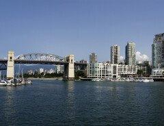 Городской совет Ванкувера одобрил платный проезд в центр города