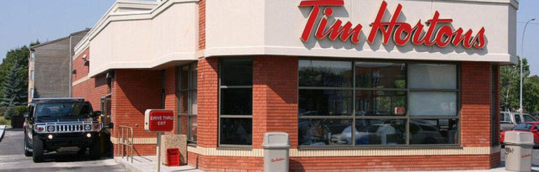 В Канаде Tim Hortons предлагает бесплатные пончики в течение этих выходных
