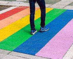 Городской совет Чилливака отклонил запрос на покраску пешеходного перехода в поддержку ЛГБТ-сообщества