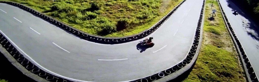 Ричмонд картинг (Richmond Go Kart Track)