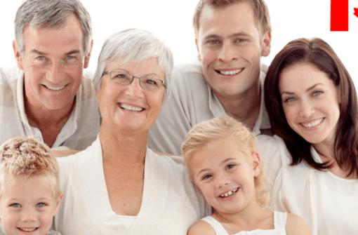Канада расширяет программу воссоединения семей