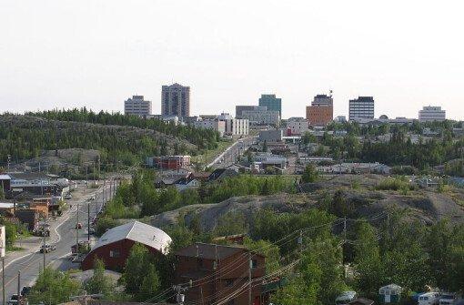 Город Йеллоунайф: общая информация о канадском городе