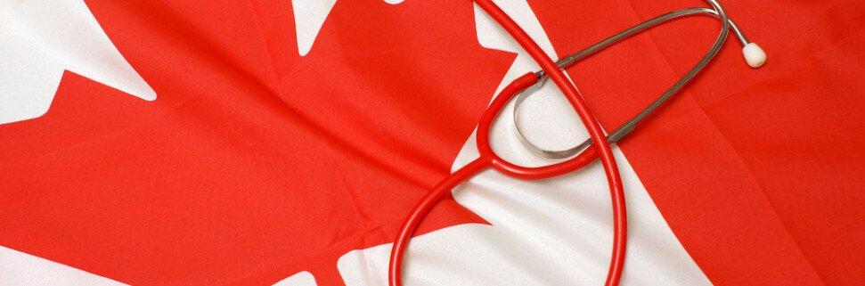 системы здравоохранения США и Канады