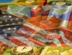 Лучшие настольные игры в США и Канаде