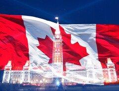 Канадцы продолжают доверять правительствам, в США начинаются беспорядки