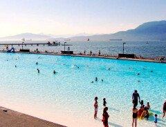 Три новых бассейна на открытом воздухе появятся в Ванкувере