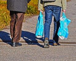 Виктория снова будет добиваться запрета одноразовых пластиковых пакетов