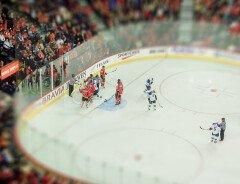В Канаде с 4 по 15 февраля проходил самый долгий в мире хоккейный матч