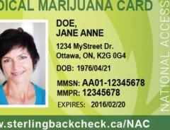 Сложно ли получить медицинскую карточку для покупки марихуаны в Канаде?