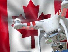 Запускаете дрон в Канаде? Ознакомьтесь с новыми правилами