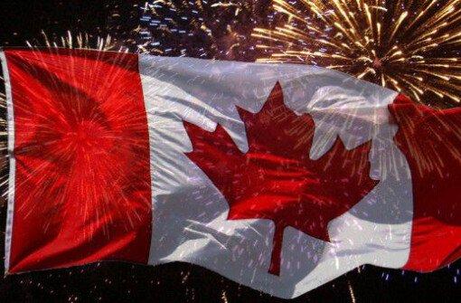 C днем Канады!