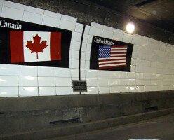 Из-за путаницы на границе Канады и США мужчина получил штраф в $3,8 тыс