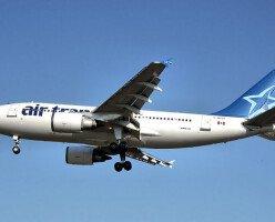Канадскую семью выгнали из самолета из-за кашля малыша