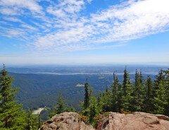 Прогулка к вершине Лин Пик (Lynn Peak)