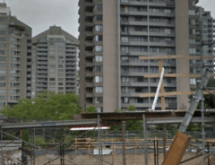 Мужчина из Бернаби, живущий в зоне строительства отказывается платить арендную плату