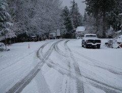 Министерство окружающей среды Канады выпустило предупреждение о снегопаде
