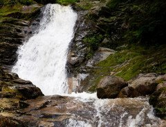 Водопад Кристал (Crystal Falls)
